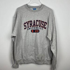 NWOT CHAMPION Syracuse University Sweatshirt